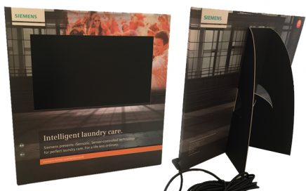 POS 10inch Video Tablet with Easel on Back video brochure sex hd video card